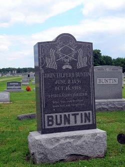 John Tilferd Buntin