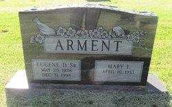 Eugene D Arment