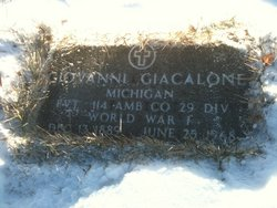 Giovanni John Giacalone
