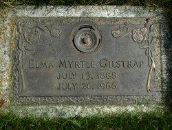 Elma Myrtle Gilstrap