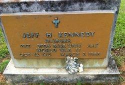 Jeff Homer Kennedy, Jr