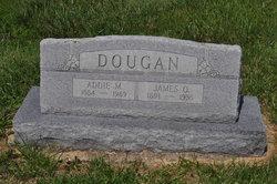 Addie M <i>Grigsby</i> Dougan