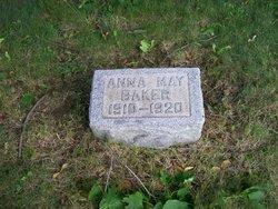 Anna May Baker