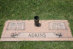Evalena <i>Cagle</i> Adkins