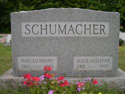 Harold Henry Prince Hal Schumacher