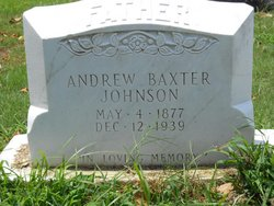Andrew Baxter Johnson