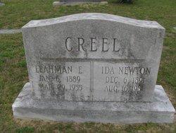 Ida <i>Newton</i> Creel