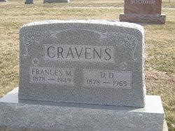 Frances M Cravens