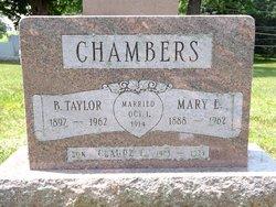 Claude E Chambers