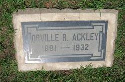 Orville Roy Ackley
