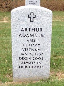 Arthur Sonny Adams, Jr