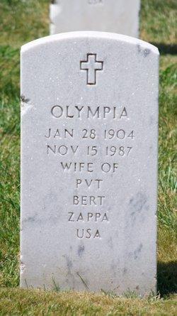 Olympia Zappa