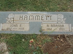 John Regan Johnnie Hammett