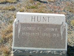 Johann Richard Hunt