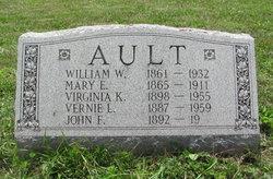 Virginia K Ault