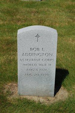 Bob L Addington