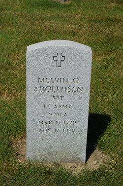 Melvin O Adolphsen