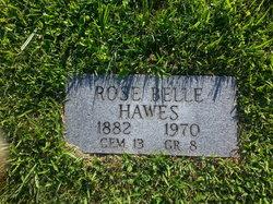 Rosa Belle <i>Roberts</i> Haws