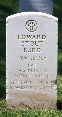 Edward Stout Burd