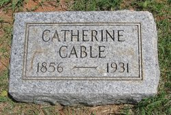 Catherine <i>Taylor</i> Cable