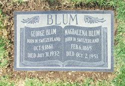 Magdalena Greutman <i>Greutman</i> Blum