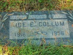 Joe Ernest Collum