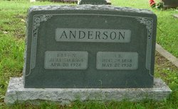 Mary Ellen <i>Little</i> Anderson