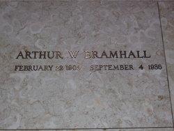 Arthur Washington Art Bramhall