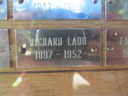 Richard Bruce Dick Ladd