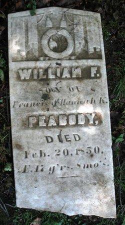 William Francis Peabody