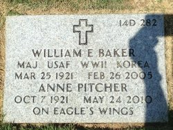 Anne <i>Pitcher</i> Baker