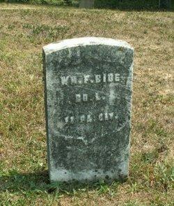 William F. Bice
