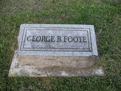 George Baker Foote