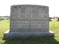 Sherman R Henderson
