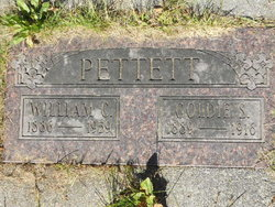 William Carter Billie Pettett