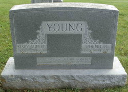 Mary <i>Miller</i> Young