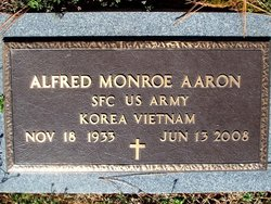 Alfred Monroe Aaron, Sr