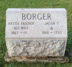 Jacob F Borger