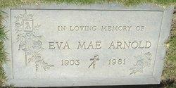 Eva Mae <i>Montgomery</i> Arnold