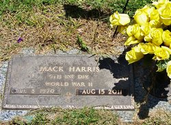 Mack Mackie Harris