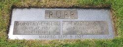 Dorothy Lorraine <i>Olin</i> Rupp