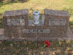 Minnie Bell <i>Taylor</i> Crew