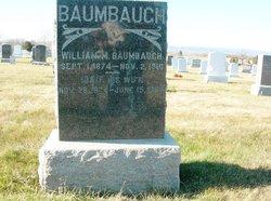 Ida F <i>Elliott</i> Baumbaugh