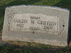 Goldie Mae <i>Aaron Hopper Peyton</i> Griffith