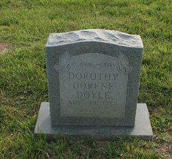 Dorothy Dorene Doyle