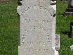 William P Schryver