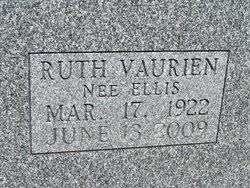 Ruth Vaurien <i>Ellis</i> Saak