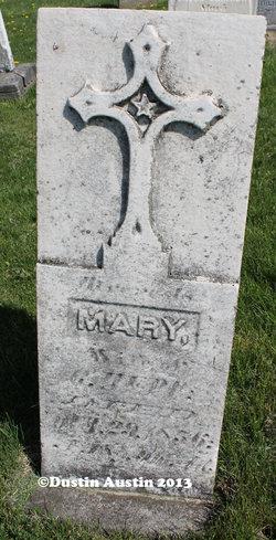 Maria Anna Mary <i>Westrick</i> Hepp