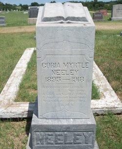 Cora Myrtle Neeley