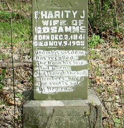 Charity J. Samms